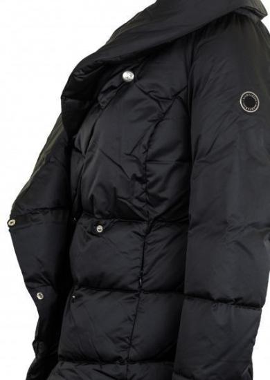 Куртка Madzerini модель GERA black — фото 3 - INTERTOP
