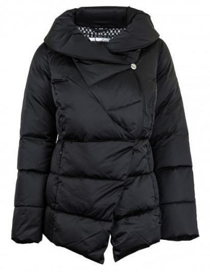 Куртка Madzerini модель GERA black — фото - INTERTOP