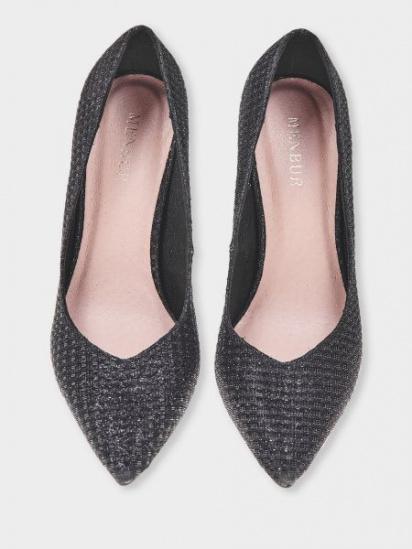 Туфлі MENBUR модель 20716-01 — фото 4 - INTERTOP