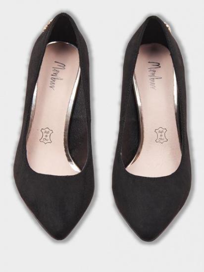 Туфлі MENBUR модель 20737-01 — фото 4 - INTERTOP