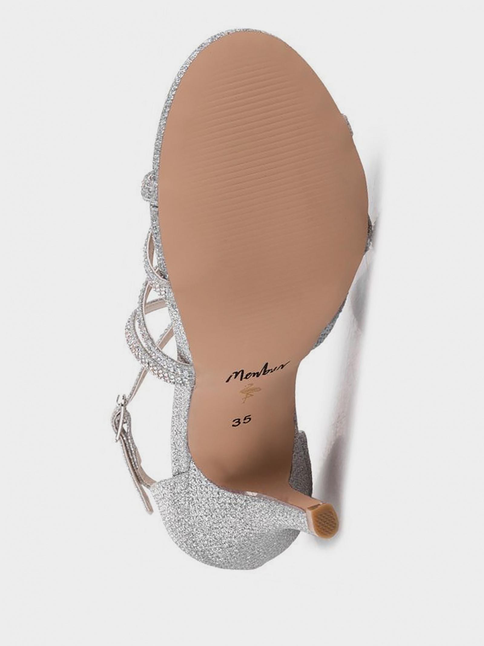 Босоніжки  для жінок MENBUR 07015-09 модне взуття, 2017
