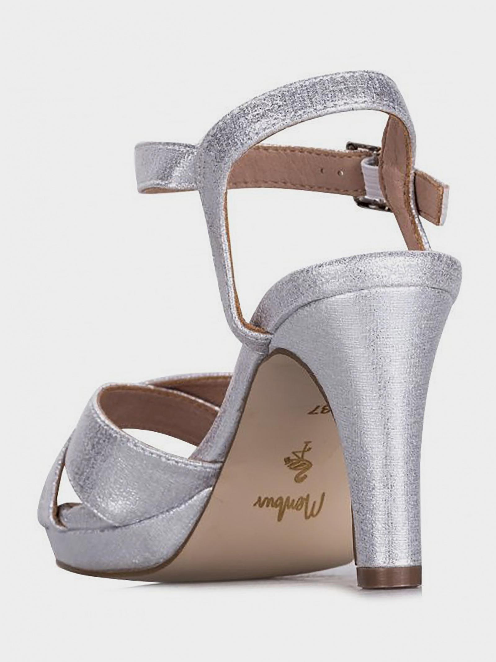 Босоніжки  для жінок MENBUR 20261-09 модне взуття, 2017