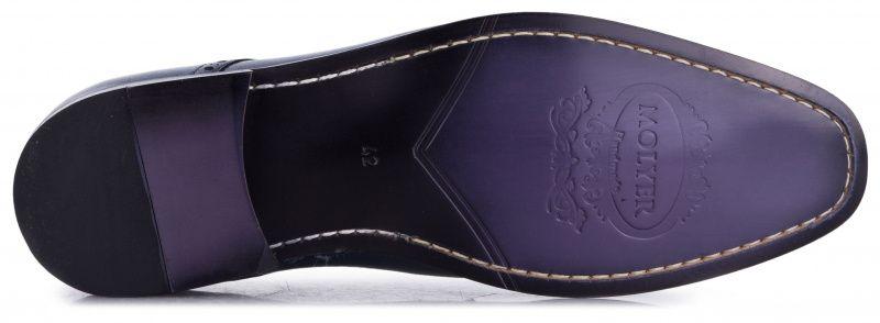 Туфли для мужчин MOLYER 8P18 примерка, 2017