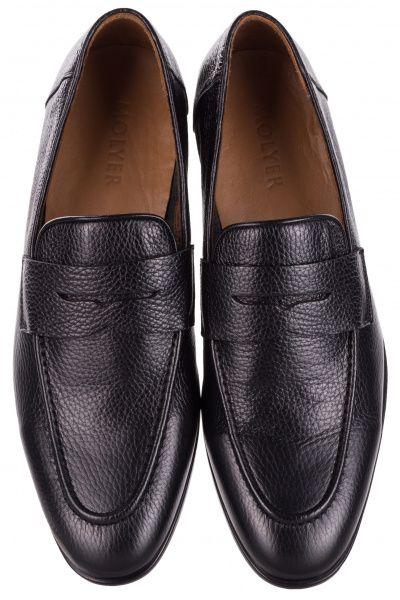 Туфли для мужчин MOLYER 8P2 примерка, 2017