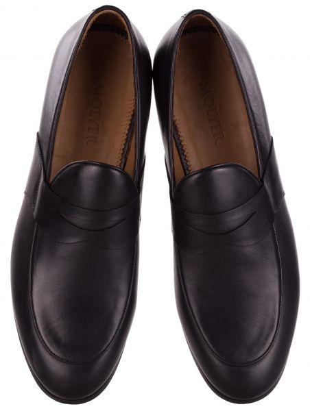 Туфли для мужчин MOLYER 8P5 примерка, 2017