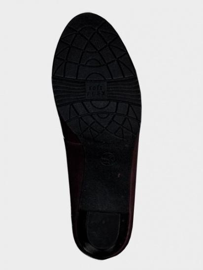 Туфлі Jana модель 22404-23-549 BORDEAUX — фото 2 - INTERTOP