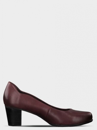 Туфлі Jana модель 22404-23-549 BORDEAUX — фото - INTERTOP