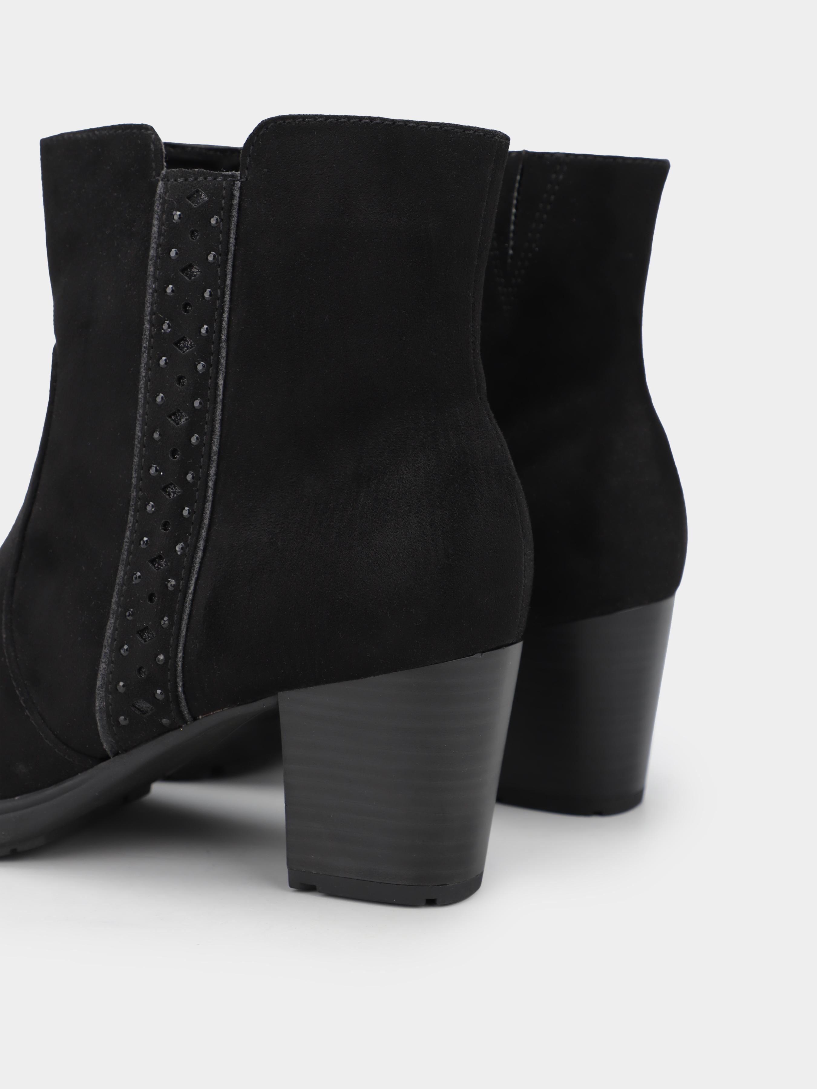 Ботинки для женщин Jana 8Q24 брендовые, 2017