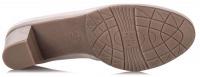 Туфлі  жіночі Jana 8-8-22404-22-521 ROSE розміри взуття, 2017