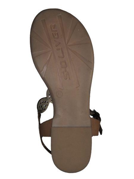 Сандалии для женщин S.Oliver 8W50 размеры обуви, 2017