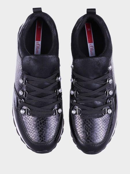 Кросівки  для жінок S.Oliver 23612-33-098 BLACK COMB фото, купити, 2017