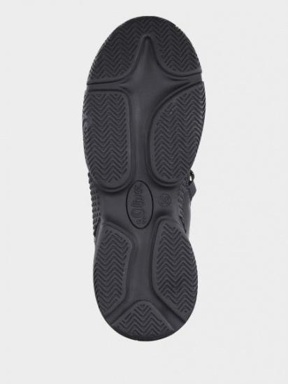 Кросівки S.Oliver модель 23624-23-098 BLACK COMB — фото 4 - INTERTOP