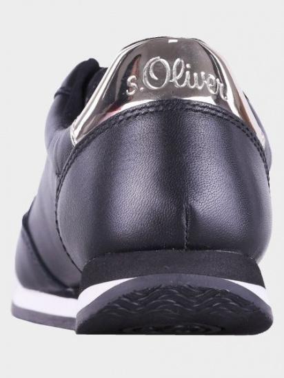 Кросівки S.Oliver модель 23640-23-001 BLACK — фото 3 - INTERTOP