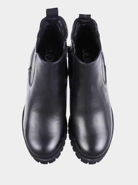 Черевики  для жінок S.Oliver 25427-23-016 BLACK/GLAMCHE. ціна, 2017