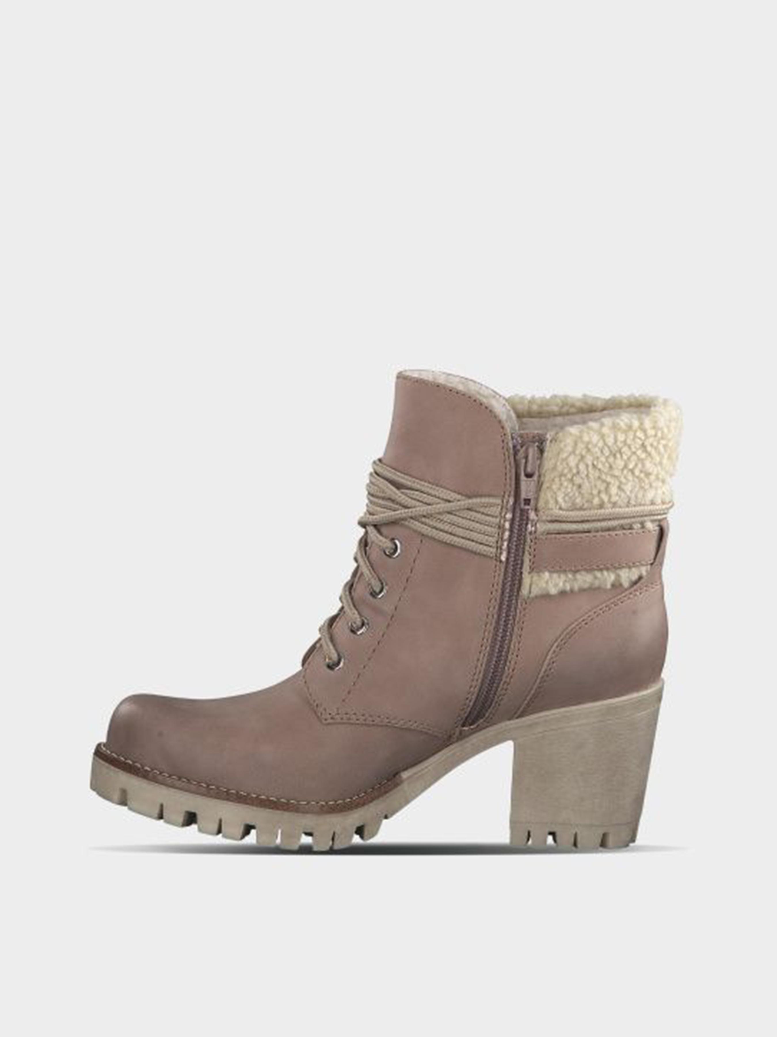 Ботинки для женщин S.Oliver 8W71 размерная сетка обуви, 2017