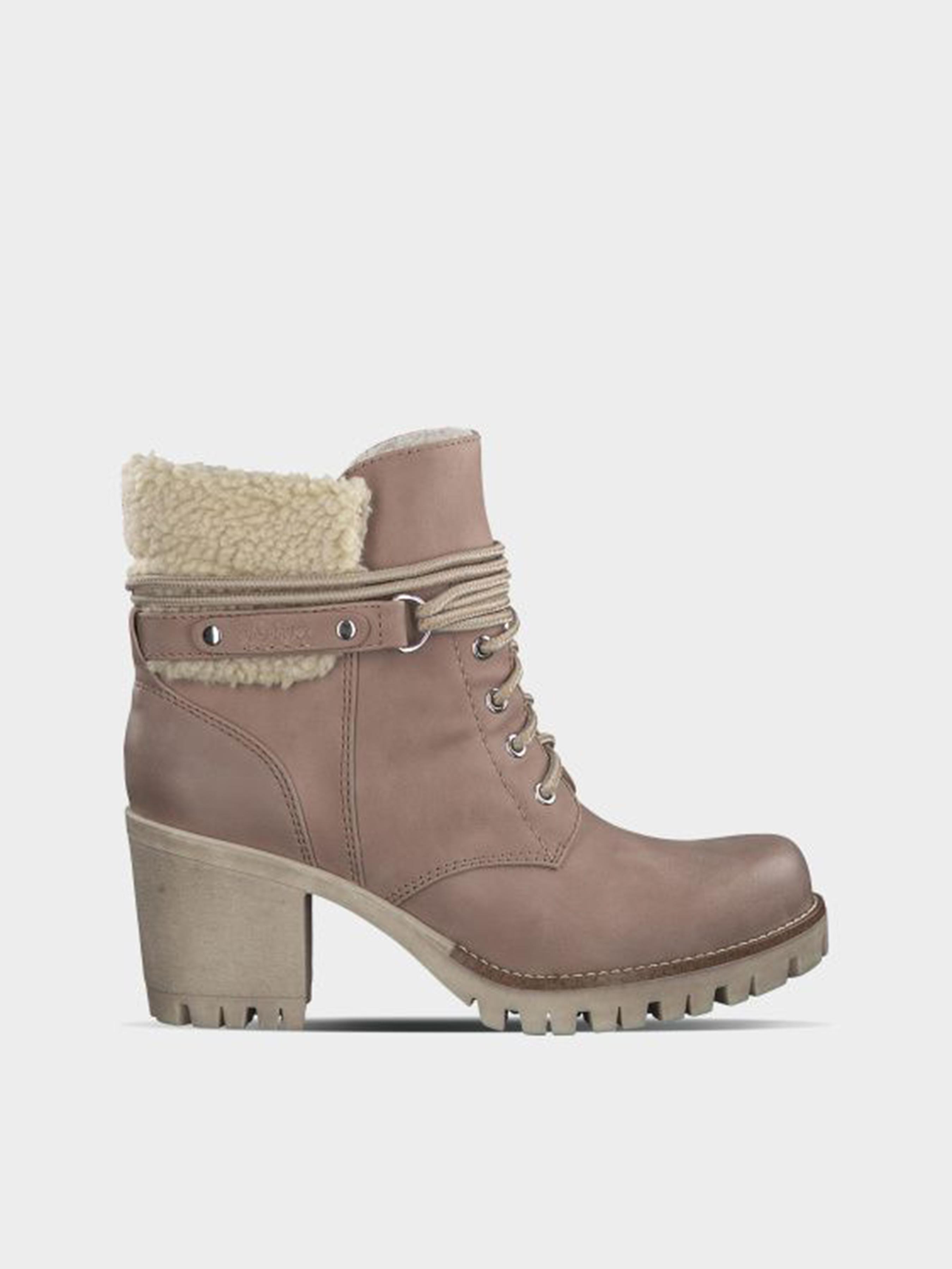 Ботинки для женщин S.Oliver 8W71 брендовые, 2017