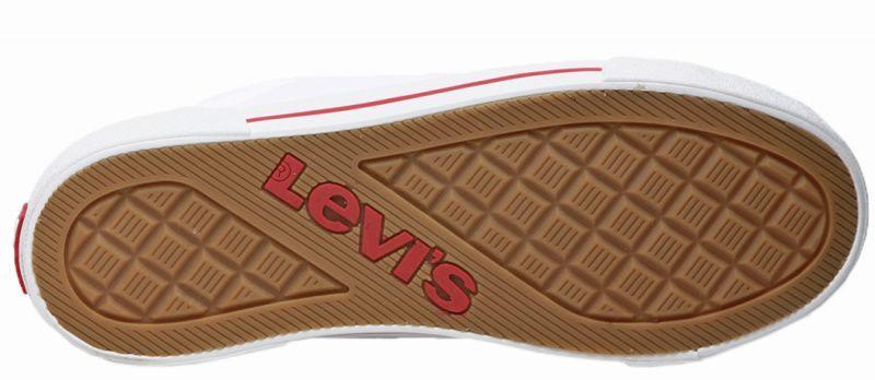 Кеды детские Levi's BERMUDA ELASTIC 8X12 купить обувь, 2017