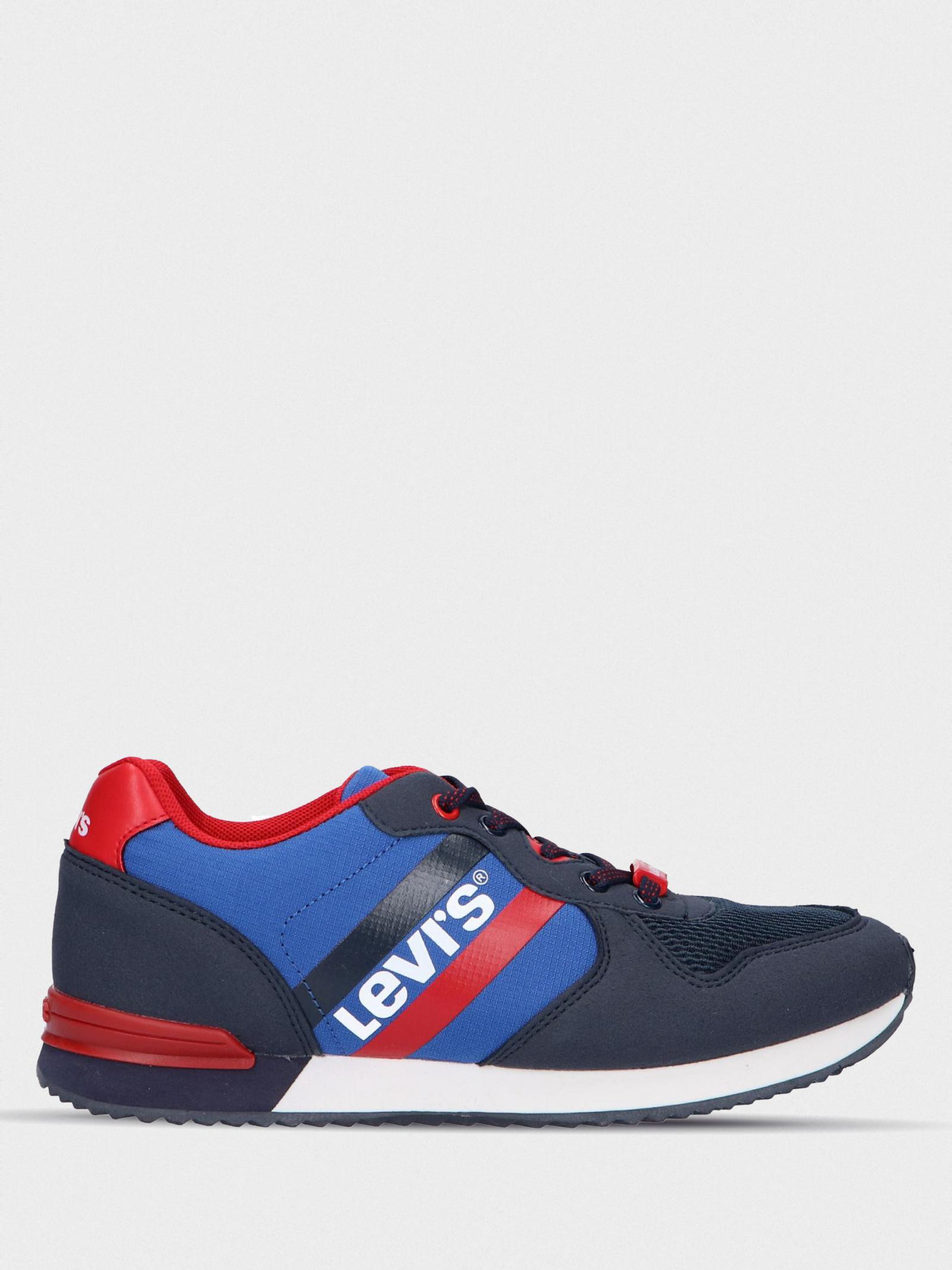 Кросівки  для дітей Levi's VSPR0021T NAVYROYAL0769 ціна взуття, 2017