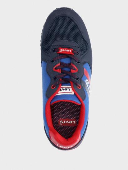 Кросівки  для дітей Levi's VSPR0021T NAVYROYAL0769 модне взуття, 2017