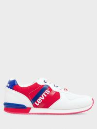 Кросівки  для дітей Levi's VSPR0021T WHITERED0079 купити, 2017