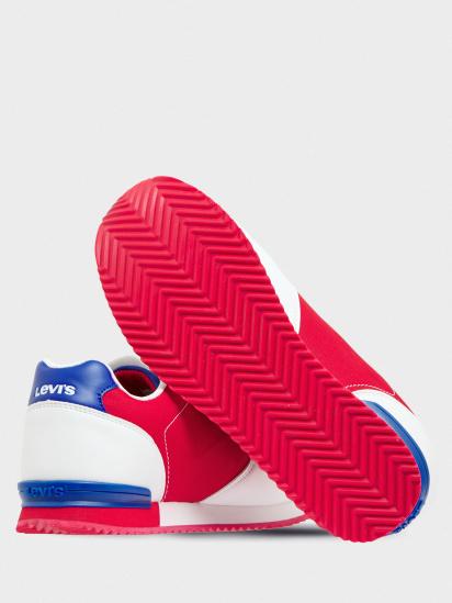 Кросівки  для дітей Levi's VSPR0021T WHITERED0079 купити в Iнтертоп, 2017
