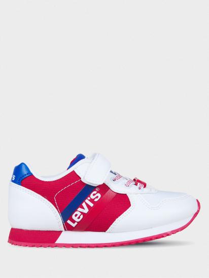 Кросівки  для дітей Levi's VSPR0022T WHITERED0079 VSPR0022T WHITERED0079 модні, 2017
