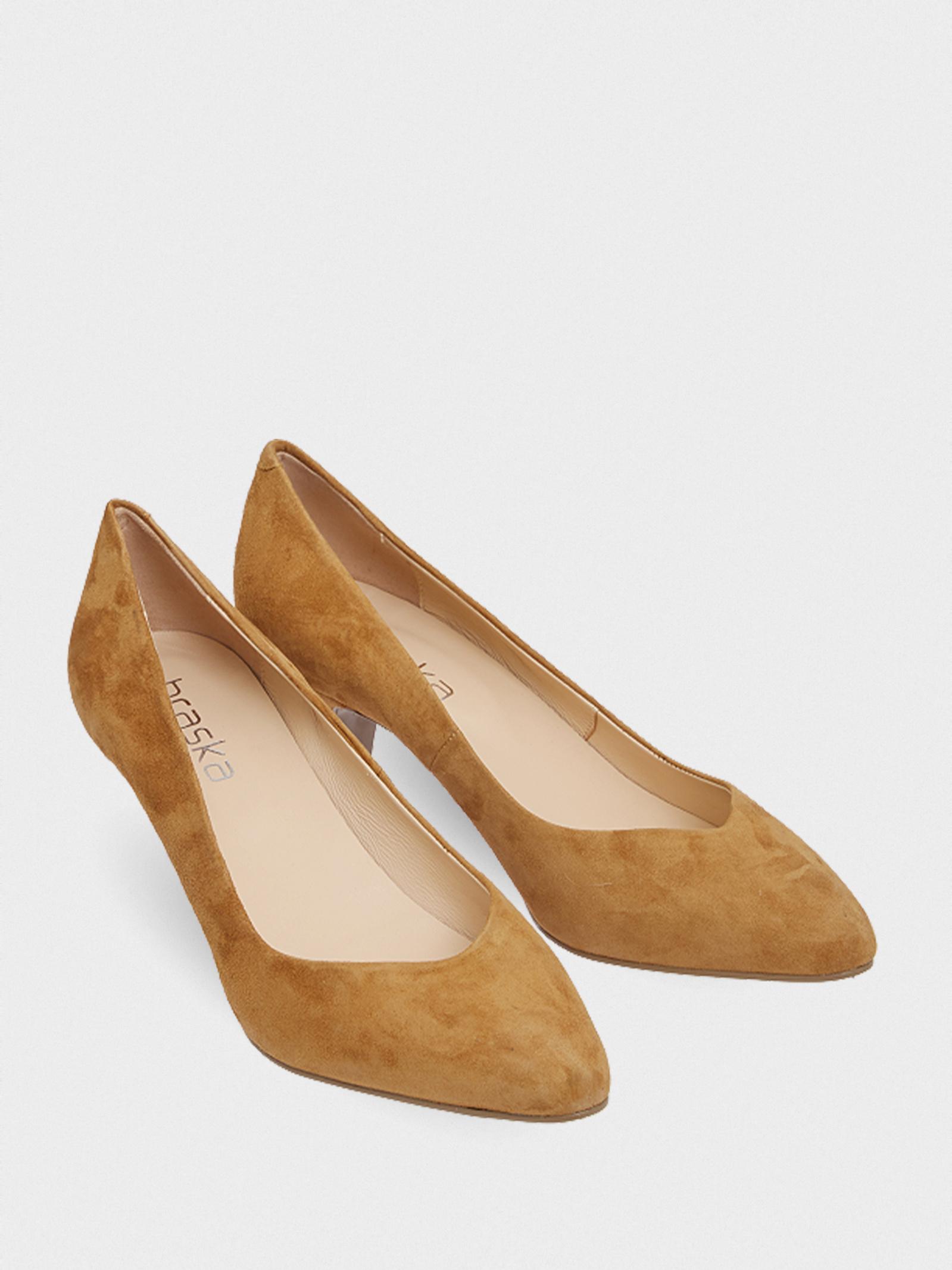 Туфлі  для жінок Braska A43141 ціна, 2017