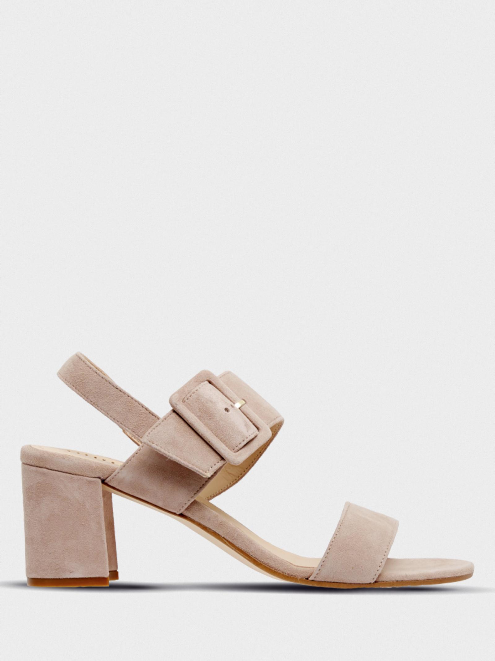 Босоніжки  для жінок Braska RSM A45163 модне взуття, 2017