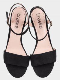 Босоножки для женщин Braska 8Y7 размерная сетка обуви, 2017
