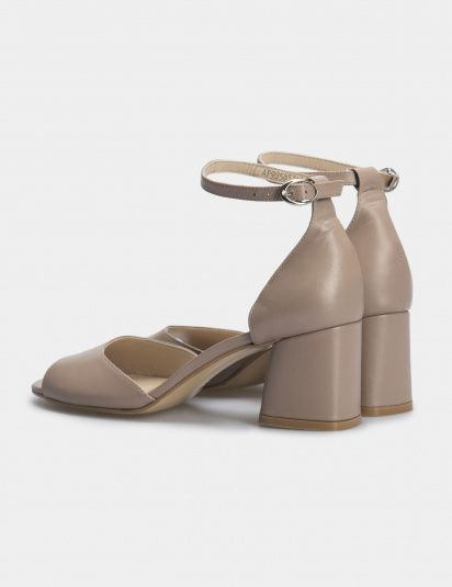 Босоножки женские Босоножки 90585748 бежевая кожа 90585748 размерная сетка обуви, 2017