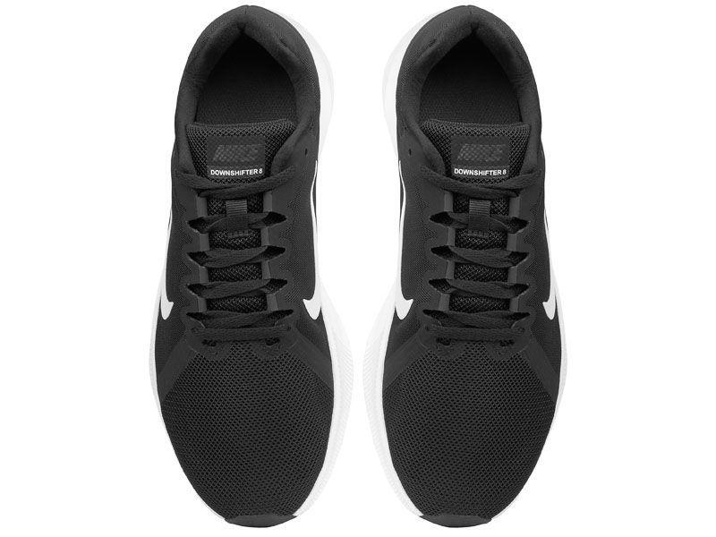 Кроссовки для мужчин NIKE DOWNSHIFTER 8 Black 908984-001 размеры обуви, 2017