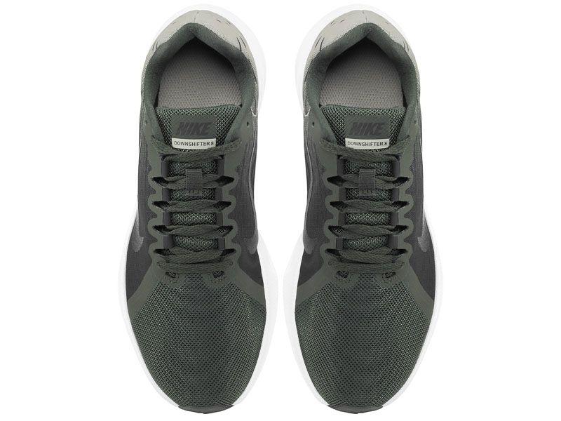 Кроссовки для мужчин Nike Downshifter 8 Green AS 908984-302 примерка, 2017