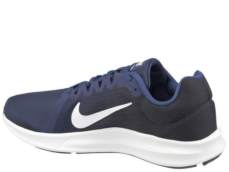 Кроссовки мужские NIKE DOWNSHIFTER 8 Blue 908984-400 брендовая обувь, 2017