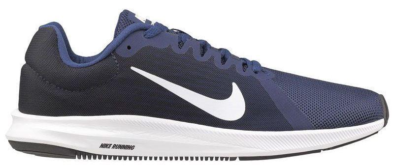 Кроссовки мужские NIKE DOWNSHIFTER 8 Blue 908984-400 цена обуви, 2017