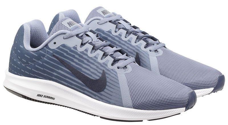 Кроссовки для мужчин Nike Downshifter 8 Light Blue 908984-402 выбрать, 2017
