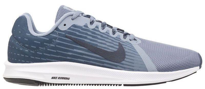 Кроссовки для мужчин Nike Downshifter 8 Light Blue 908984-402 брендовая обувь, 2017