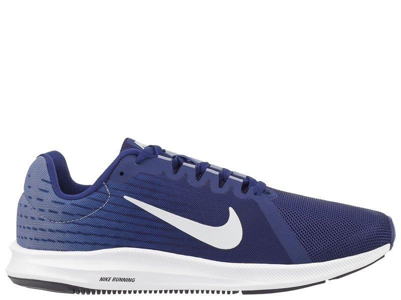 Кроссовки для мужчин Nike Downshifter 8 LightBlue AS 908984-404 примерка, 2017