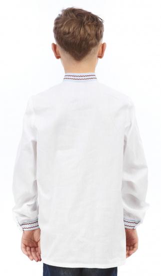 Сорочка з довгим рукавом Едельвіка модель 911-18-09 — фото 3 - INTERTOP