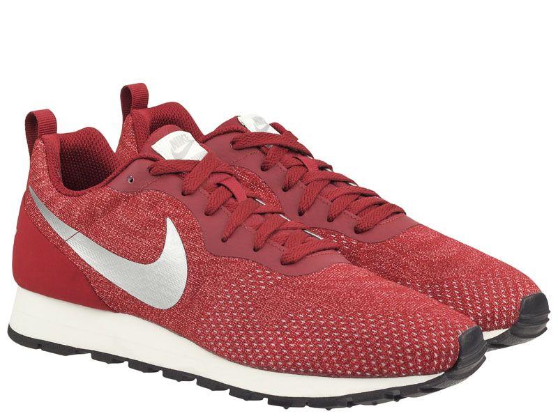 Купить Кроссовки мужские Nike MD Runner 2 ENG Mesh Shoe Red 916774-603, Красный