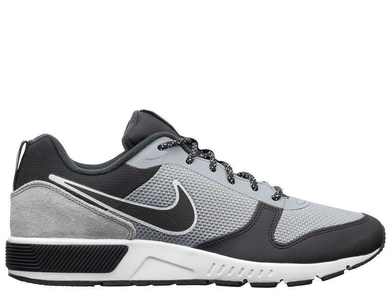 Кроссовки для мужчин NIKE NIGHTGAZER TRAIL Black/Grey 916775-001 обувь бренда, 2017