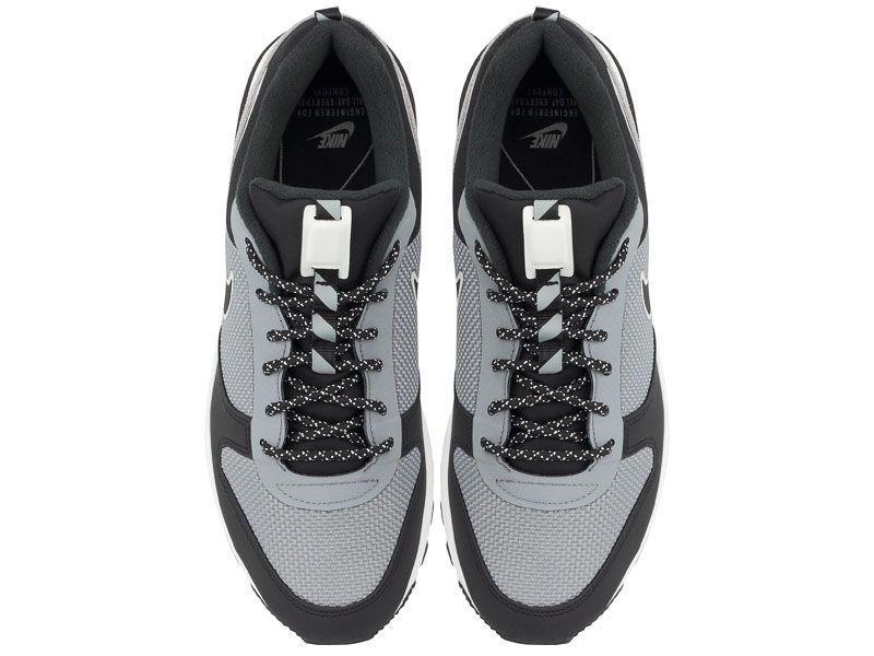 Кроссовки для мужчин NIKE NIGHTGAZER TRAIL Black/Grey 916775-001 размерная сетка обуви, 2017