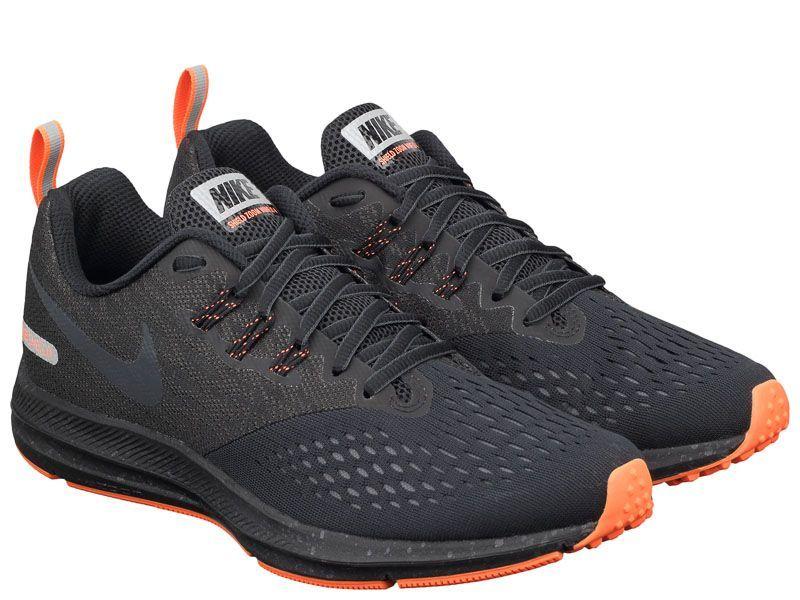 Кроссовки мужские NIKE ZOOM WINFLO 4 SHIELD Black 921704-001 размеры обуви, 2017
