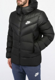 Куртка пуховая мужские NIKE модель 928833-010 цена, 2017