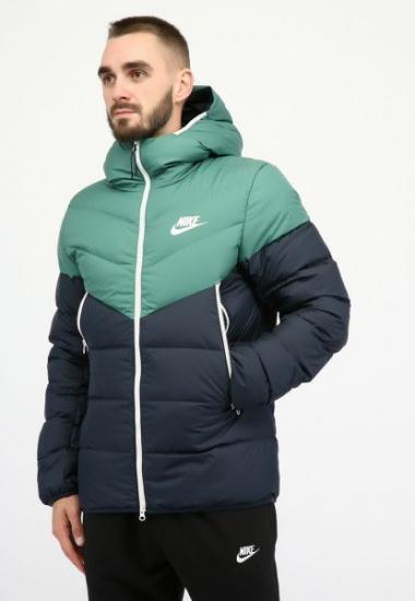 NIKE Куртка пухова чоловічі модель 928833-362 ціна, 2017