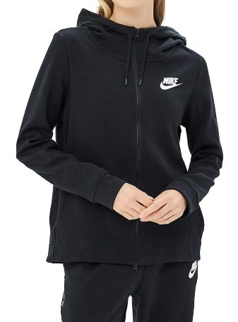 Кофта спорт женские NIKE модель 930899-010 качество, 2017