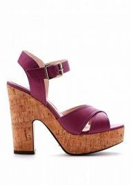 женские 931221 Кожаные босоножки Modus Vivendi 931221 брендовая обувь, 2017