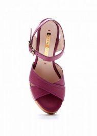 женские 931221 Кожаные босоножки Modus Vivendi 931221 модная обувь, 2017