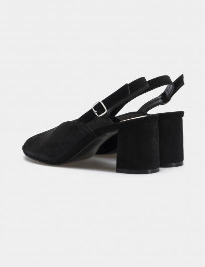 Босоножки женские Босоножки 93190141 черная замша 93190141 брендовая обувь, 2017