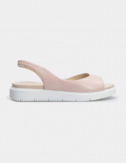 Сандалии женские Сандали 93783716-1 розовая кожа 93783716-1 размерная сетка обуви, 2017
