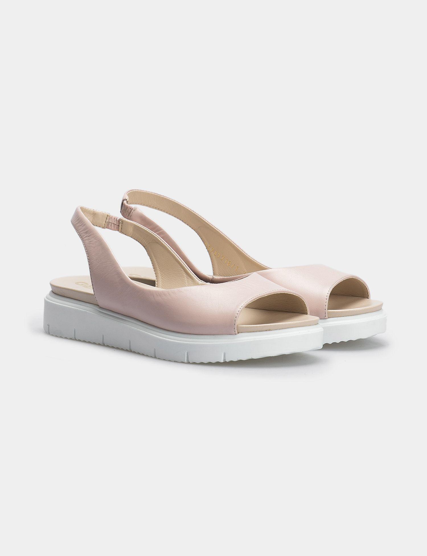 Сандалии женские Сандали 93783716-1 розовая кожа 93783716-1 цена, 2017